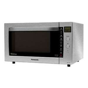 Panasonic NNCF778SBPQ 1000W Family Size Combination Oven in Stainless Steel @ EBAY / HUGHES - £263.20