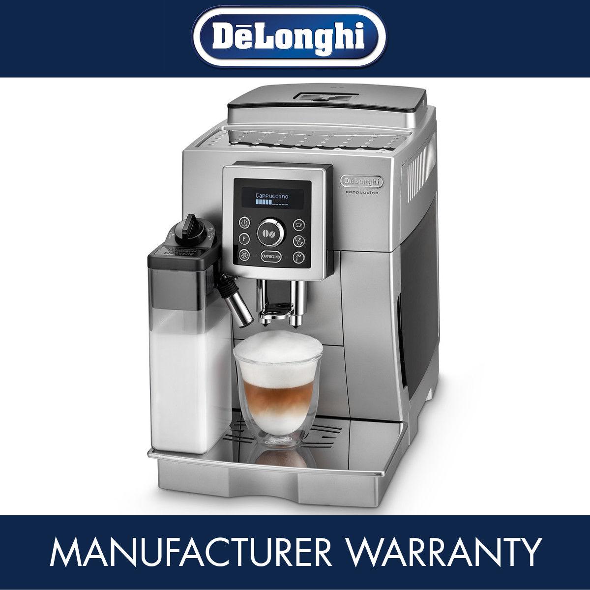 Refurbished - De'Longhi ECAM23.460.S Bean to Cup Coffee Machine £223.99 Delivered @ delonghiuk / eBay