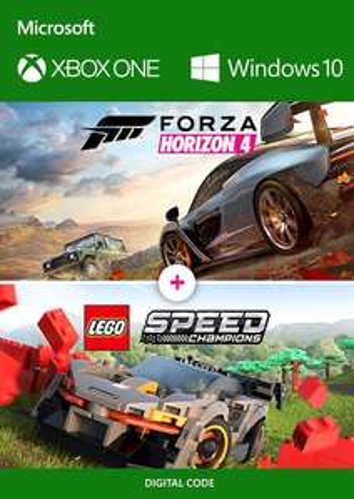 Forza Horizon 4 + Lego Speed Champions Xbox One/PC £21.79 @ CDKeys