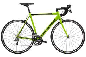 Road Bike Cannondale CAAD Optimo (Tiagra - 2019 (54, 56cm) - £535 @ Evans Cycles