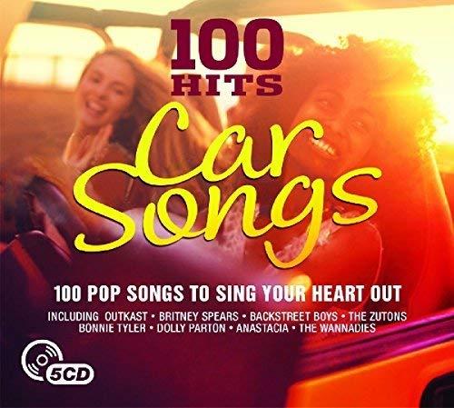 100 Hits - Car Songs £3.99 (Prime) £6.98 (Non Prime) for 5 CD Boxset on Amazon!