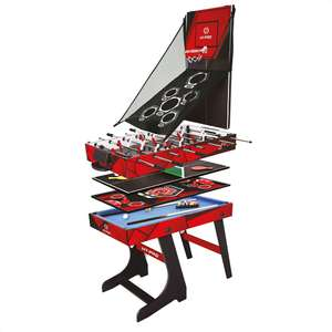 Hy-Pro 4ft 8-in-1 Folding Multi Games Table for £99.99 delivered (using code) @ RobertDyas