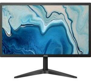 "AOC 22B1H Full HD 21.5"" LED Monitor - Black - Currys eBay - Opened – never used - £53.19"