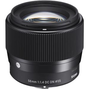 Sigma 56mm F1.4 DC DN Sony E Mount Lens @ cameracentreuk eBay