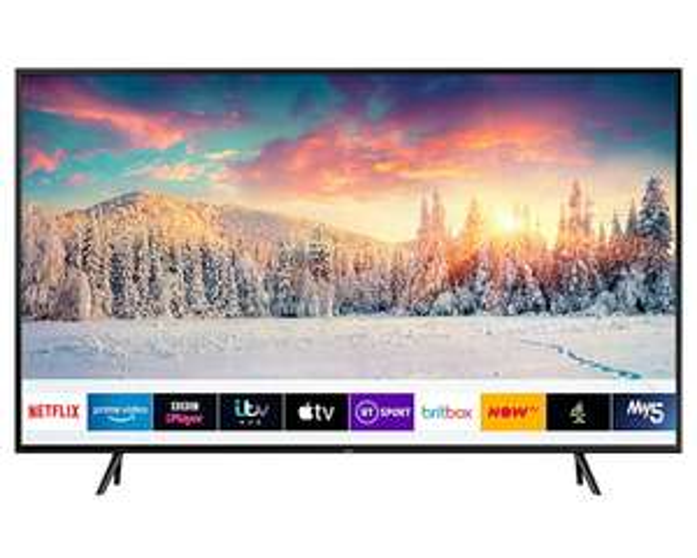 "Samsung QE65Q60R (2019) QLED HDR 4K Ultra HD Smart TV, 65"" with TVPlus/Freesat HD & Apple TV App £854 @ Crampton and Moore / eBay"