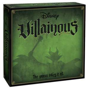 Disney Villainous board game £25 @ Argos