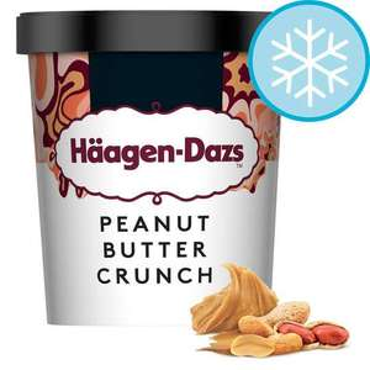 Haagen-Dazs Peanut Butter Ice Cream 460Ml @ Heron Foods