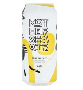 Mothership Brute Pale Ale 440ml can £1.50 Tesco online / instore