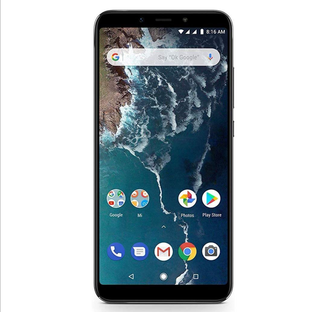 Xiaomi Mi A2 - 128GB 5.99-Inch Android 8.1 SIM-Free Smartphone - Black £149.9 @ Livewire Telecom Limited/Amazon
