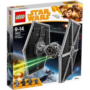 Lego Star Wars: Imperial Tie Fighter™ - 75211 - £51.99 @ Game