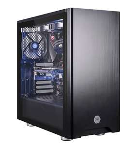 Gaming PC with NVIDIA GeForce GTX 1660 SUPER and AMD Ryzen 5 3600 - £1,049.99 @ Scan