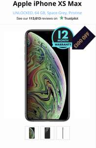 MusicMagpie phone deals - Up to £100 off iPhone / Samsung