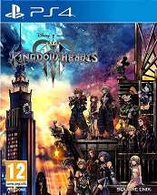 Kingdom Hearts 3 (PS4) - Used - £9.99 @ Boomerang Rentals