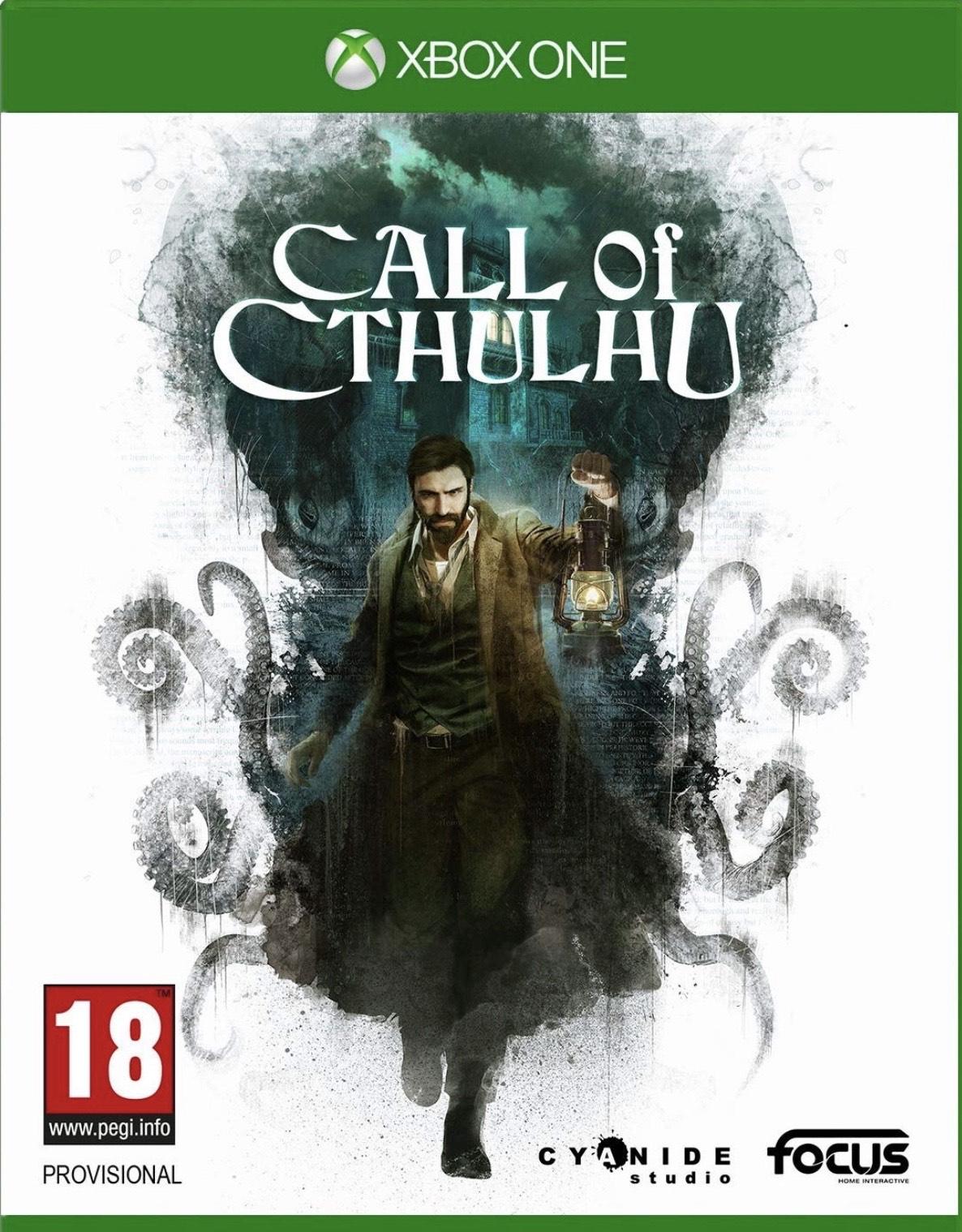 Call of Cthulhu (Xbox One) - £8.74 @ Microsoft Store