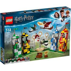 Lego Harry Potter Quidditch Match - 75956 £22.99 @ Game