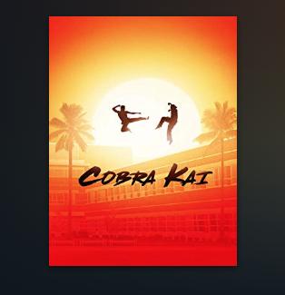 Cobra Kai Season 1 - £4.99 on Amazon Prime Video