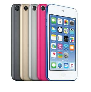 """Apple iPod Touch (128GB) 6th Generation 4"""" Retina Display £143.99 @ Laptopoutlet eBay"""