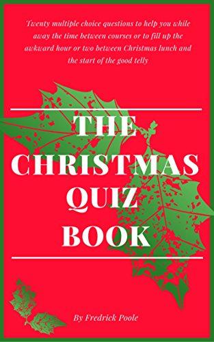 The Christmas Quiz Book (Kindle Edition) Free @ Amazon