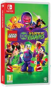 LEGO DC Super-Villains (Nintendo Switch) - £18.95 delivered @ The Game Collection