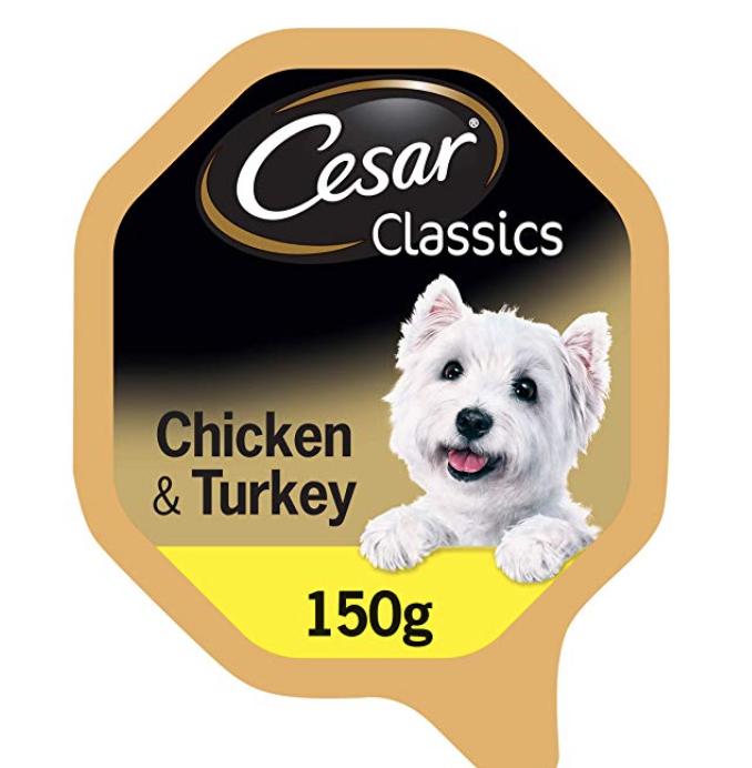 14 X 150g trays of Cesar £0.75 Amazon Pantry / Prime - minimum of £15 worth of Amazon Pantry items & £3.99 del