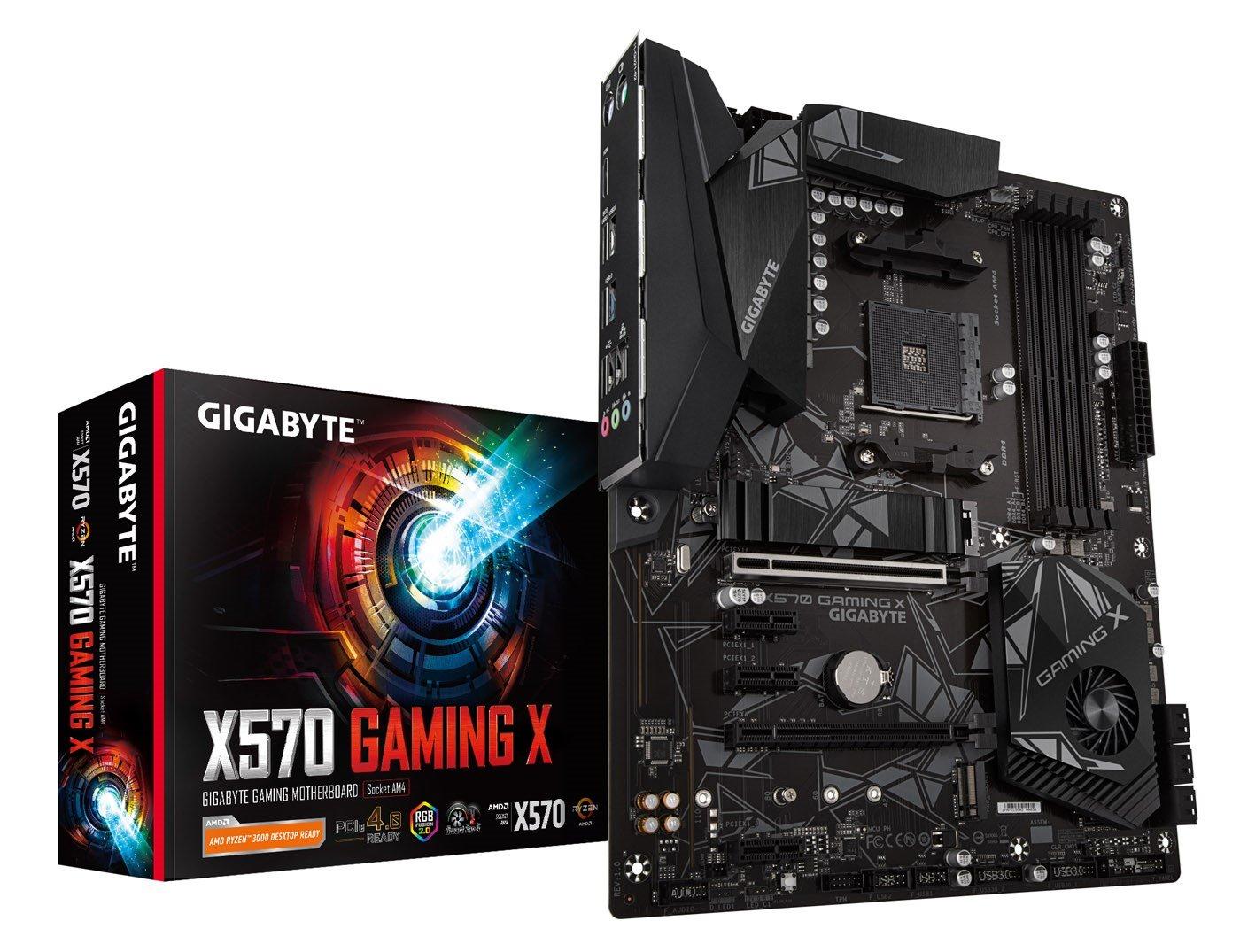 Gigabyte X570 GAMING X AMD Socket AM4 Motherboard £139.99 at CCL