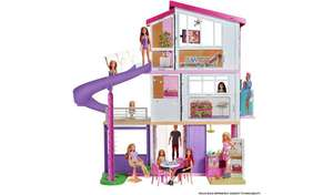 Barbie Dreamhouse Dollhouse with Pool, Slide and Elevator £176 @ Argos