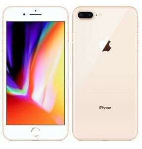 """Open Box Grade A new and unused - iPhone 8 Plus 4G 5.5""""Smartphone 64GB Unlocked SIM Free Gold £344.89 @ cheapest_electrical"""