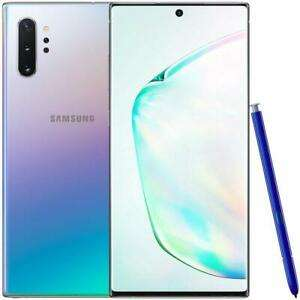 Open Box Grade A - UK Samsung Galaxy Note 10+ PLUS Samsung 12GB RAM 256GB Unlocked Aura Glow £647.89 @ cheapest_electrical / ebay
