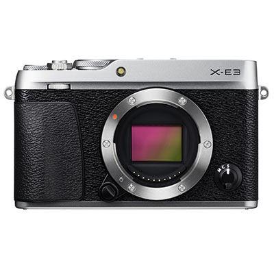 Fujifilm X-E3 £529 @ Wex Photo Video (£439 After cashback)