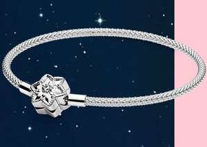 Spend £125 and get FREE Pandora Christmas Bracelet at The Jewel Hut
