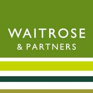 Waitrose & Partners - Spend £20 or more, get 5% back every time with Amex (Online or In-store)