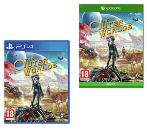 The Outer Worlds (PS4 / Xbox One) - £30.99 @ Argos