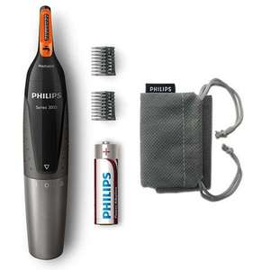 Philips Series 3000 Nose, Ear and Eyebrow Trimmer NT3160/15 for £6.99 or combined with One Blade QP2520 for £25.65 @ Argos