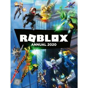 Roblox Annual 2020 £2.99 @ smyths, free delivery when you sign up/sign in for smyths account
