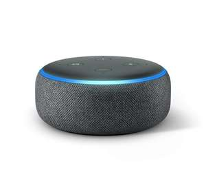 Amazon Echo Dot only £24.99 free click and collect @ Currys PC World