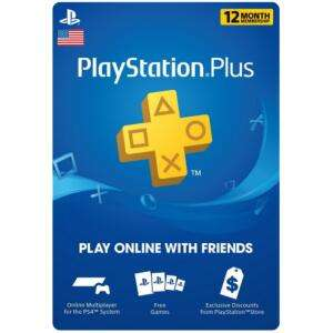 Playstation Plus 12 months UK - £37.99 @ CDKeys