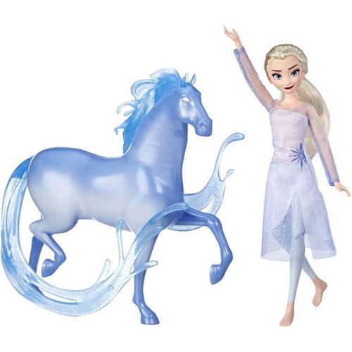 Frozen 2 Elsa and Nokk Horse Set £27.07 Delivered @ Toy Street