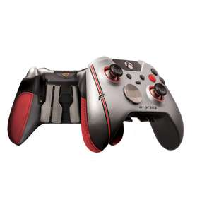 Xbox Scuf Forza Elite Controller / Forza Motorsport 7 / 12 Month Gold Membership / Cap with GT2 RS Stick & More £85 Delivered @ Porsche