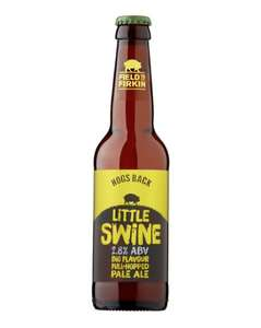 Free hogs Black little swine 330ml (£1.70) @ Checkoutsmart / Tesco