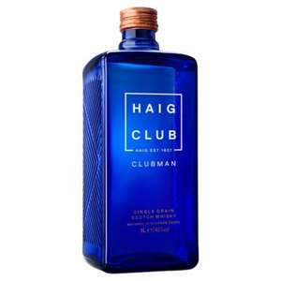 Haig Club Clubman Scotch Whisky 1 Litre - £22 @ ASDA