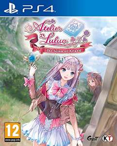 Atelier Lulua: The Scion of Arland (PS4) £22.95 Delivered @ The Game Collection