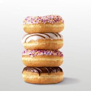 Free sweet treat or doughnut from Greggs on Vodafone VeryMe app