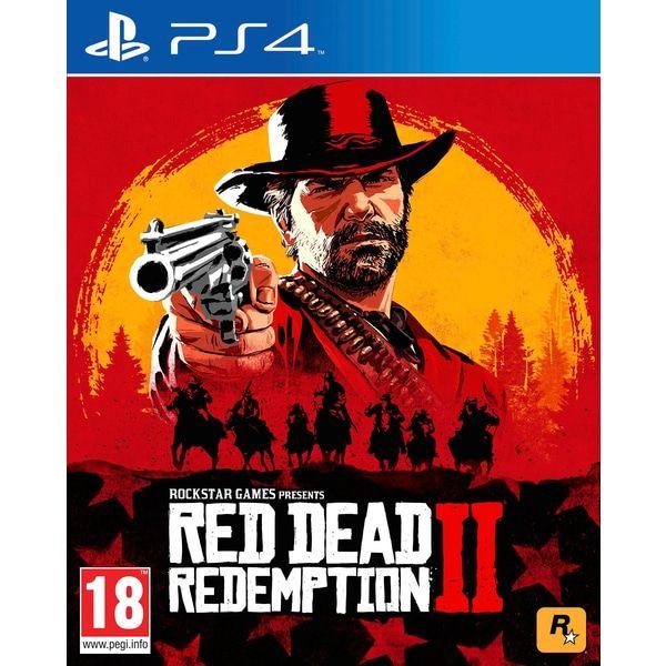 Red Dead Redemption 2 ps4 + 25 Gold Bars £24.99 @ Smyths