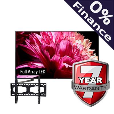 Sony KD55XG9505BU full Array LED 4K Ultra HD TV 4K FREE 7 Year Warranty & free wall bracket £945 TPS UK