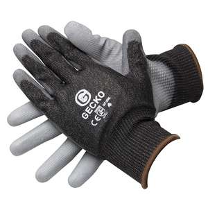 Gecko Cut Resistant gloves - XL / L / M sizes £1.41 with code @ Euro Car Parts (free click and collect)