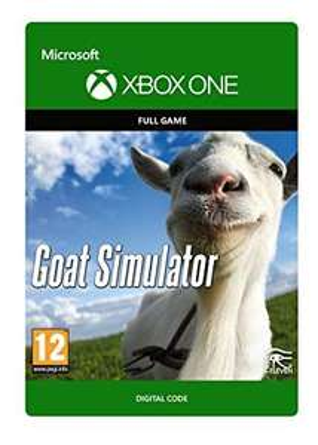 Goat Simulator Xbox One (digital) £7.99 @ GAME