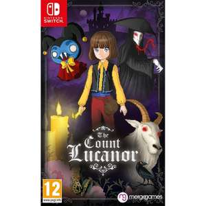 THE COUNT LUCANOR - Nintendo Switch - The game collection £10.95