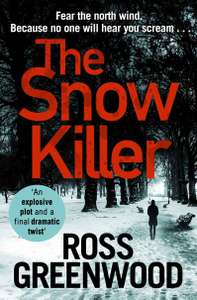 The Snow Killer by Ross Greenwood. Currently a best seller on Amazon 99p for the Kindle Version