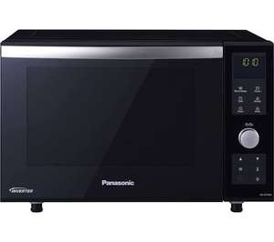 Panasonic NN-DF386BBPQ Freestanding 3-in-1 Combination Microwave Oven with Grill - Costco instore - £149.98