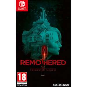 Remothered: Tormented Fathers - Nintendo Switch - Thegamecollection.co.uk £15.95